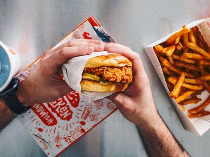 National Chicken Month food deals