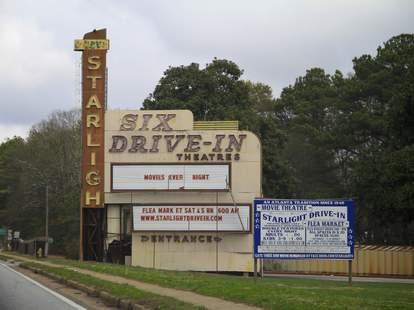 Starlight Drive-In
