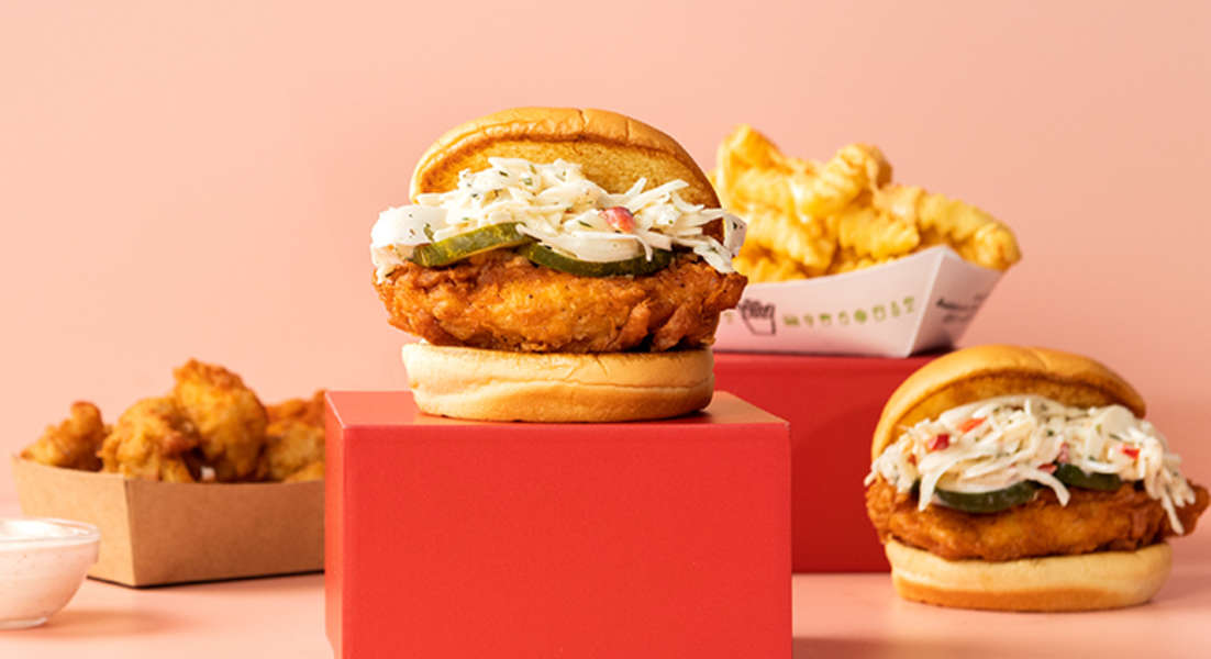 Shake Shack Just Added an Entire Menu of Spicy Fried Chicken & Fries