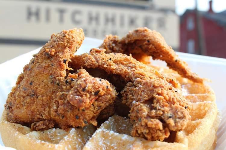 The Coop Chicken & Waffles