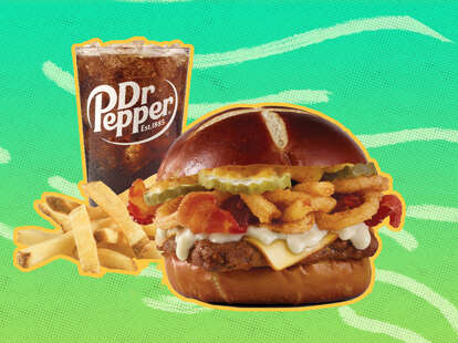 wendy's pub burger review