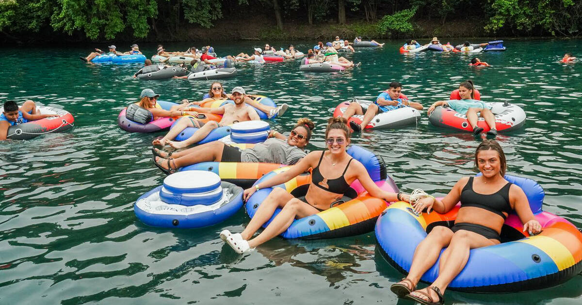 Best Rivers In The Us To Visit Where To Go Tubing More Right Now Thrillist