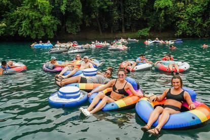 tubing rivers america