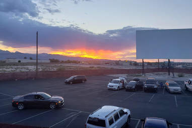 West Wind Drive-In Las Vegas