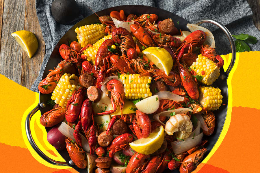 How to Make Your Own Southern-Style Seafood Boil at Home