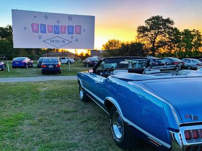 The Bengies Drive-In Theatre