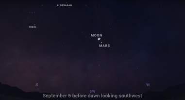 stargazing september 2020