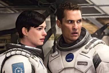 interstellar movie, anne hathaway, matthew mcconaughey