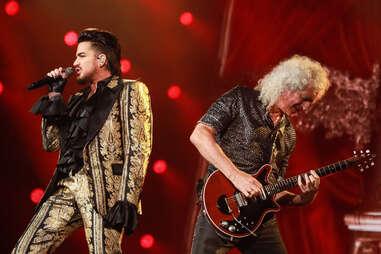 the show must go on the queen + adam lambert story