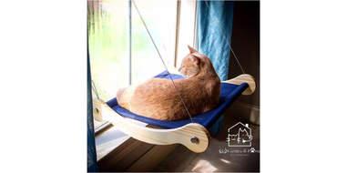 Cat Window Hammock