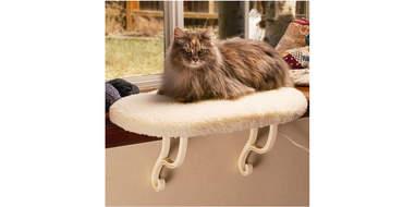 Kitty Sill cat perch
