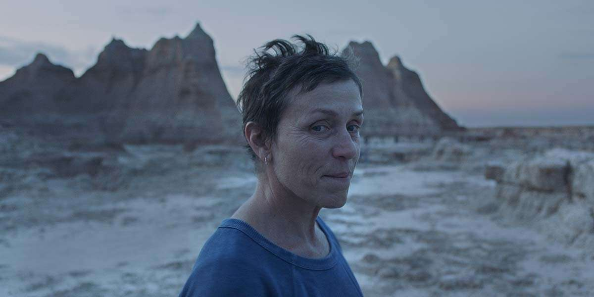 Frances McDormand Wanders the West in Chloé Zhao's Gorgeous Movie 'Nomadland'