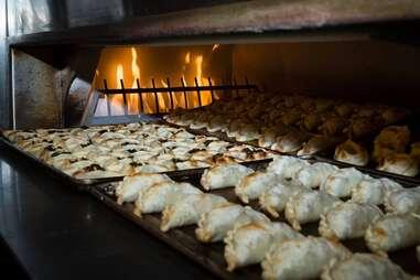 lazo empanadas in the oven