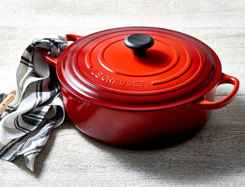The Best Deals We Found This Week: Le Creuset, CBD, Fire Pits, and More