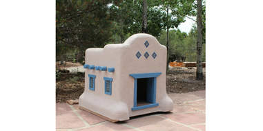 etsy southwest style dog house