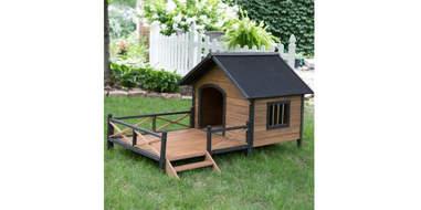 dog house cabin etsy