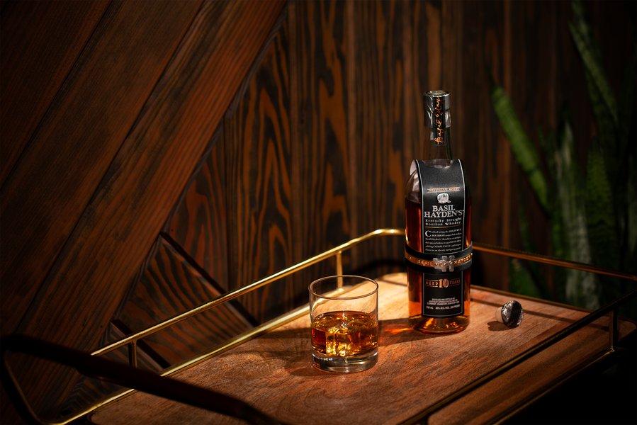 Basil Hayden's 10 Year Is Back This Year & Hitting Shelves Now