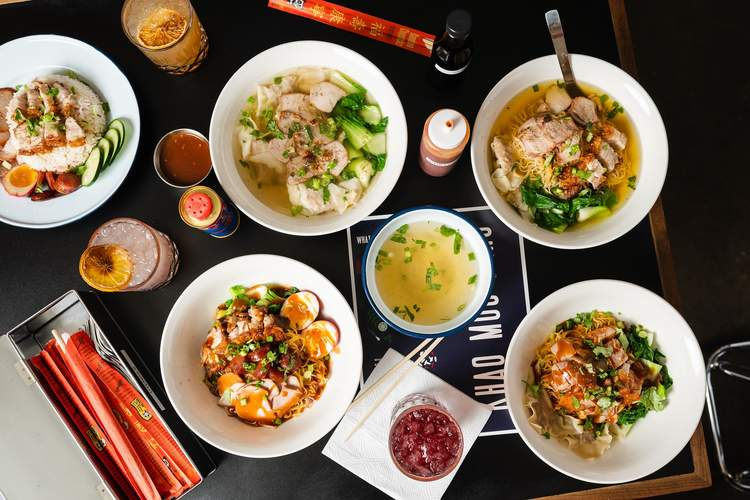 Khao Moo Dang