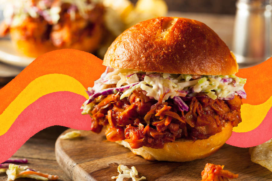 Weekend Project: How to Make BBQ Jackfruit Sandwiches
