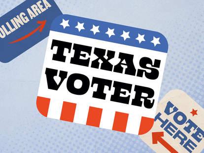 Thrillist's Texas Voting Guide