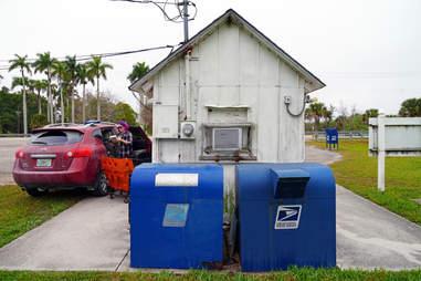 Ochopee United States Post Office