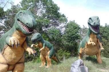 Dinosaur World, Florida