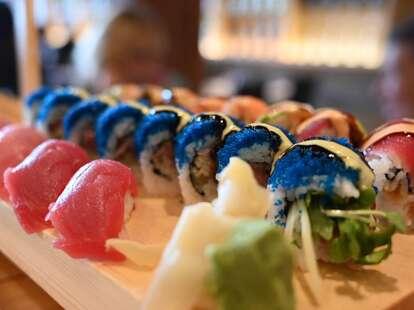billy sushi