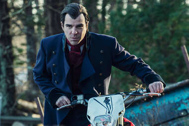 Zachary Quinto in nos4a2