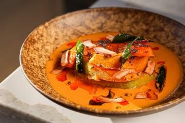 Dhamaka pumpkin curry