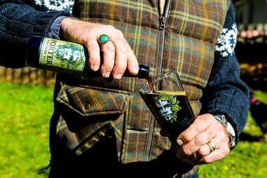 Green Man Brewery