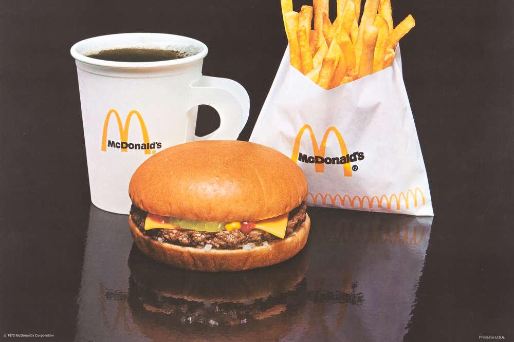 Mcdonald S National Cheeseburger Day Deal 50 Cent Double Cheeseburger Thrillist
