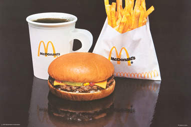 mcdonald's national cheeseburger day 2020