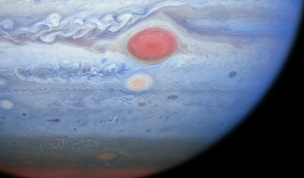 NASA Shared Gorgeous New Images of Jupiter & Europa From the Hubble Telescope