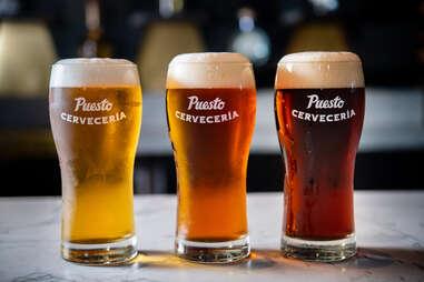 Puesto Cervecería