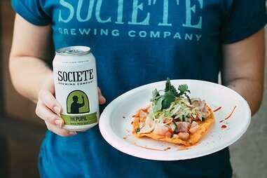 Societe Brewing Company Beer