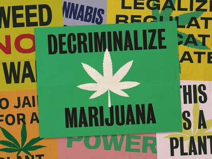 marijuana activism