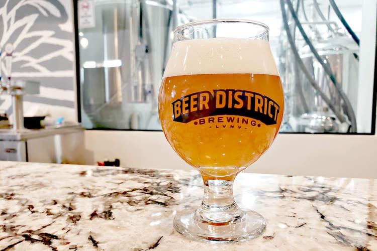 Beer District Brewing