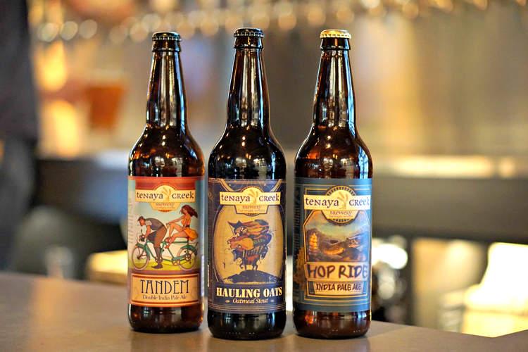 Tenaya Creek Brewery