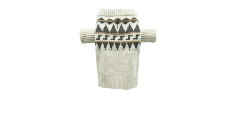 Blake Knit Dog Sweater