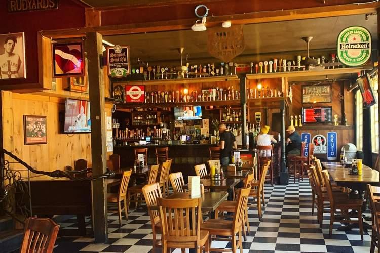 Rudyard's British Pub