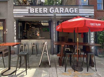 The Beer Garage