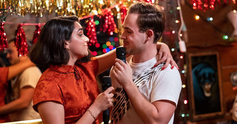 How 'The Broken Hearts Gallery' Staged a Delightful Themed Karaoke Scene