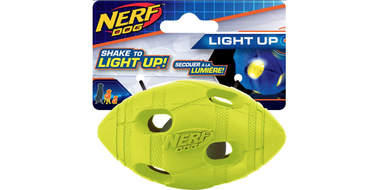 nerf dog LED toy