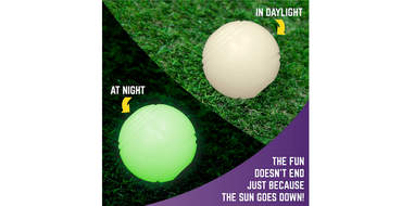 amazon glow in the dark fetch ball
