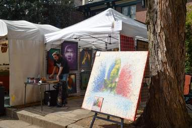 St James Court Art Show