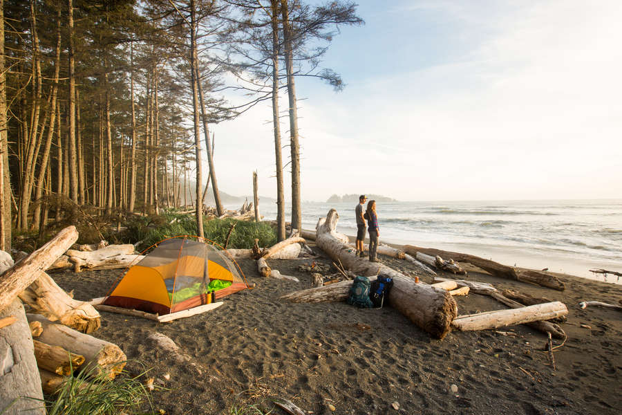 The Best Places To Camp in the Pacific Northwest