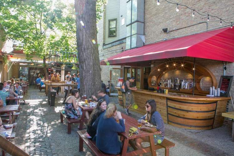 Sheffield's Beer & Wine Garden