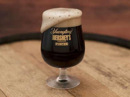 hershey's chocolate beer