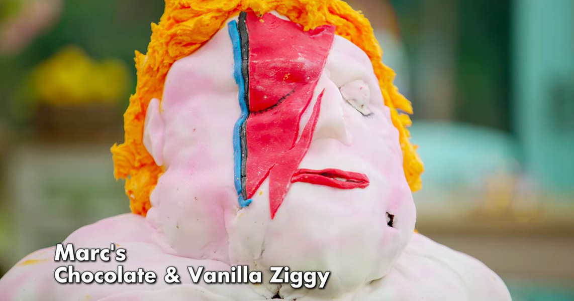 'The Great British Baking Show' Cake Celebrities, Ranked