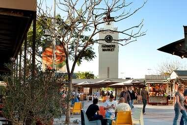 Original Farmers Market, Los Angeles